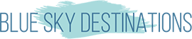 Blue Sky Destinations Logo
