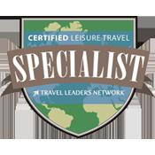 Certified Leisure Travel Expert